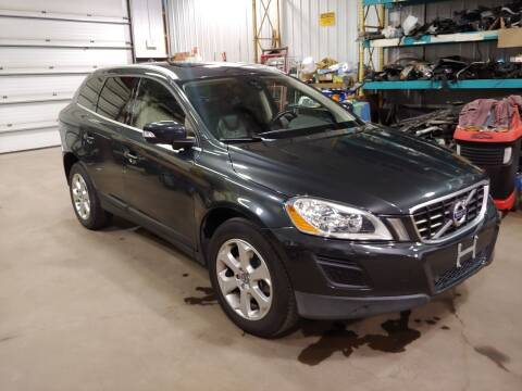 2013 Volvo XC60 for sale at Strandbergs Auto Inc in Centuria WI