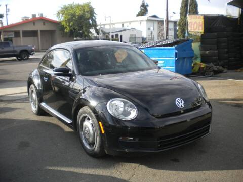 2012 Volkswagen Beetle for sale at AUTO SELLERS INC in San Diego CA