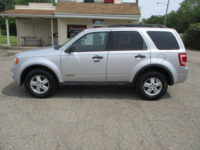 2008 Ford Escape for sale at Taylors Auto Sales in Canton OH