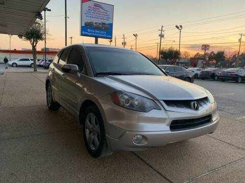 2009 Acura RDX for sale at Magic Auto Sales - Cash Cars in Dallas TX