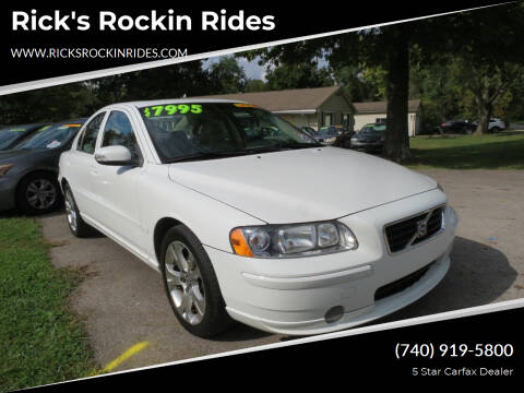 2009 Volvo S60 for sale at Rick's Rockin Rides in Reynoldsburg OH