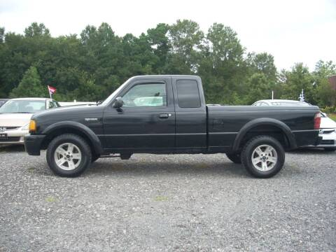 2005 Ford Ranger for sale at Car Check Auto Sales in Conway SC