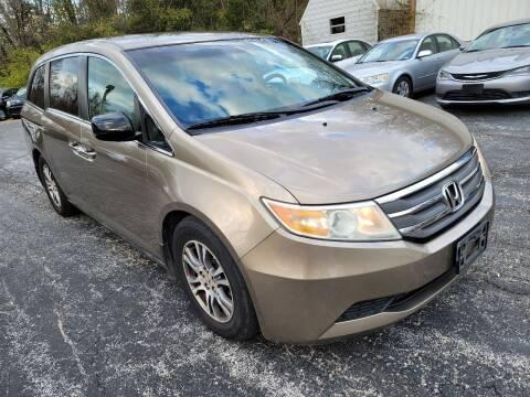 2011 Honda Odyssey for sale at BHT Motors LLC in Imperial MO
