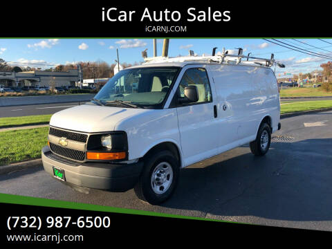 2014 Chevrolet Express Cargo for sale at iCar Auto Sales in Howell NJ