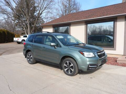 2018 Subaru Forester for sale at VITALIYS AUTO SALES in Chicopee MA