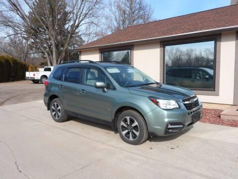 2018 Subaru Forester for sale at VITALIYS AUTO SALES in Chicopee MA