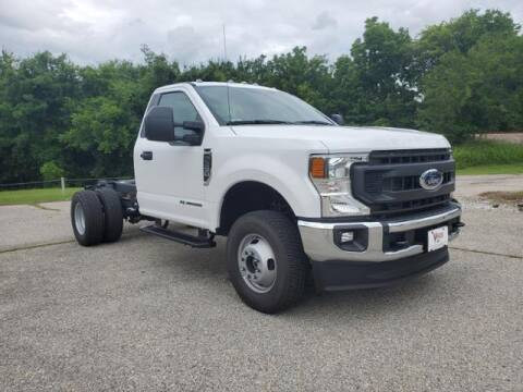 2021 Ford F-350 Super Duty for sale at Vance Fleet Services in Guthrie OK
