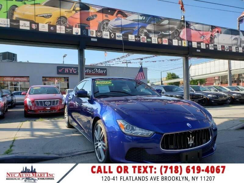 2015 Maserati Ghibli for sale in Brooklyn, NY