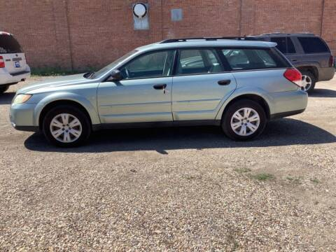 2009 Subaru Outback for sale at Paris Fisher Auto Sales Inc. in Chadron NE