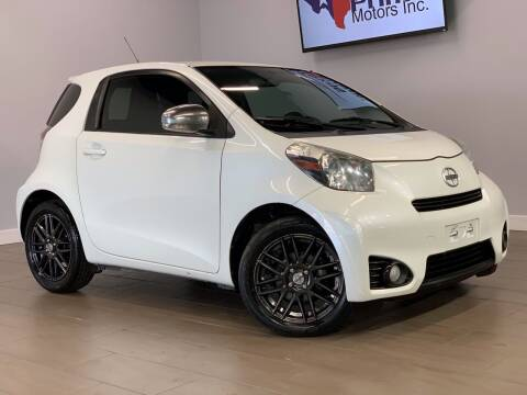 2012 Scion iQ for sale at Texas Prime Motors in Houston TX