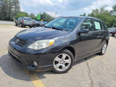 2007 Toyota Matrix for sale at J's Auto Exchange in Derry NH