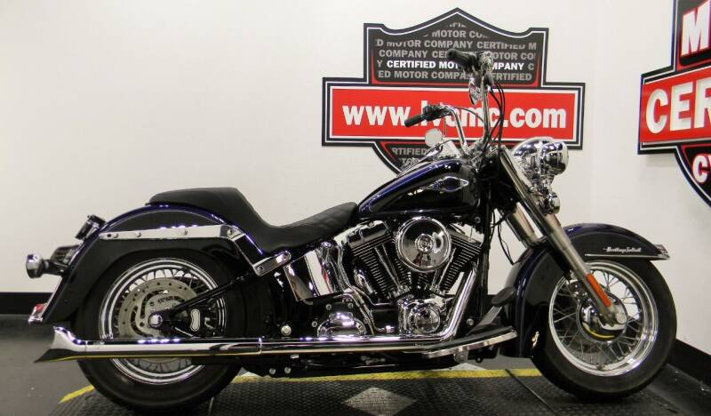 2014 Harley-Davidson HERTIAGE SOFTAIL for sale at Certified Motor Company in Las Vegas NV