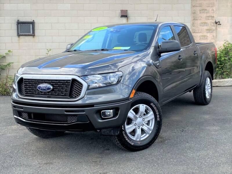 2020 Ford Ranger for sale at Somerville Motors in Somerville MA