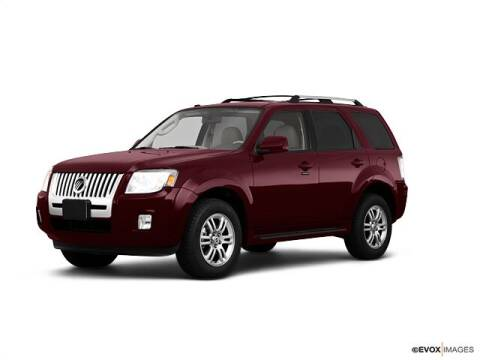 2010 Mercury Mariner for sale at CHAPARRAL USED CARS in Piney Flats TN