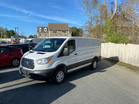 2018 Ford Transit Cargo for sale at Good Works Auto Sales INC in Ashland MA