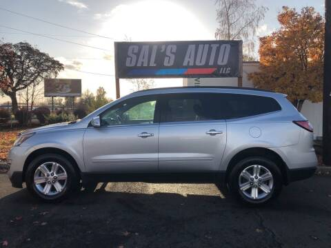 2014 Chevrolet Traverse for sale at Sal's Auto in Woodburn OR