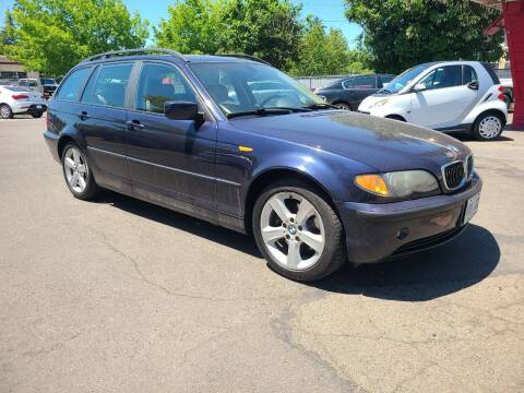 2004 BMW 3 Series for sale at Universal Auto Sales in Salem OR