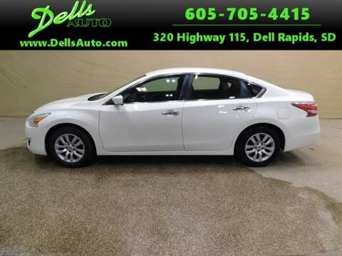 2015 Nissan Altima for sale at Dells Auto in Dell Rapids SD