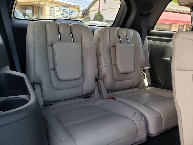 2014 Ford Explorer Limited 4dr SUV - Buellton CA