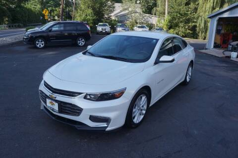 2016 Chevrolet Malibu for sale at Autos By Joseph Inc in Highland NY