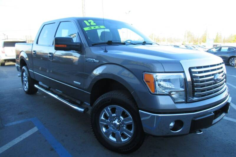 2012 Ford F-150 for sale at Choice Auto & Truck in Sacramento CA