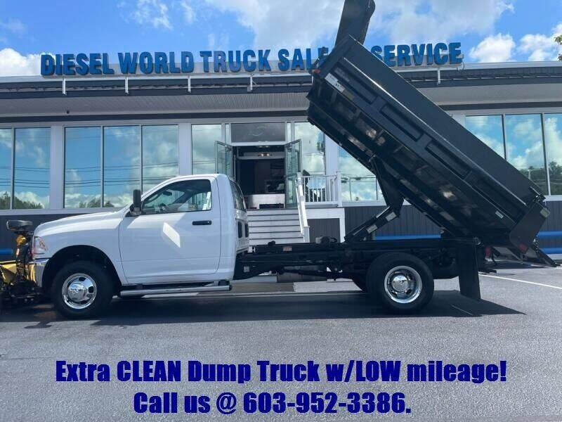 2018 RAM Ram Chassis 3500 for sale in Plaistow, NH