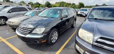 2007 Chrysler Pacifica for sale at Cartraxx Auto Sales in Owensboro KY