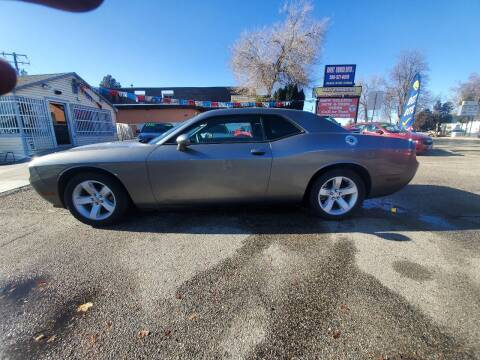 2012 Dodge Challenger for sale at Right Choice Auto in Boise ID
