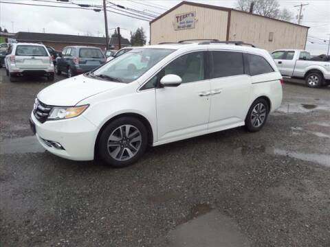 2014 Honda Odyssey for sale at Terrys Auto Sales in Somerset PA