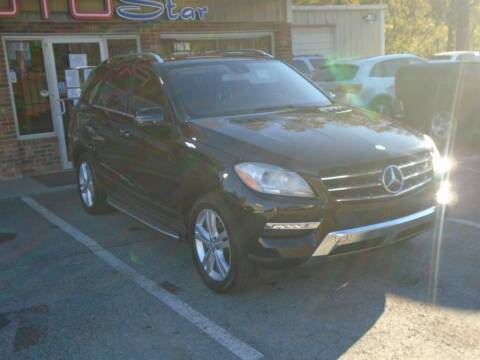 2015 Mercedes-Benz M-Class for sale at AutoStar Norcross in Norcross GA