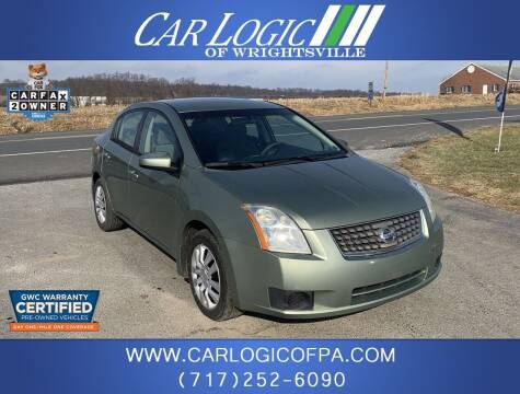 2007 Nissan Sentra for sale at Car Logic in Wrightsville PA