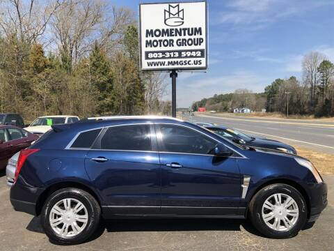 2011 Cadillac SRX for sale at Momentum Motor Group in Lancaster SC