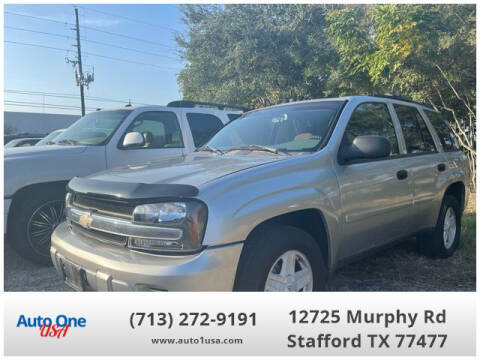2008 Chevrolet TrailBlazer for sale at Auto One USA in Stafford TX