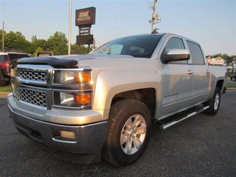 2015 Chevrolet Silverado 1500 for sale at J T Auto Group in Sanford NC