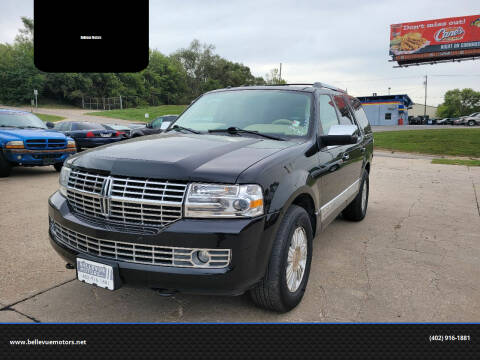 2007 Lincoln Navigator for sale at Bellevue Motors in Bellevue NE
