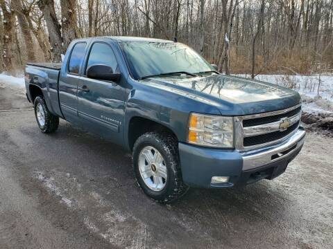 2009 Chevrolet Silverado 1500 for sale at Motor House in Alden NY
