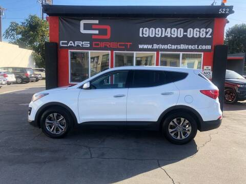 2013 Hyundai Santa Fe Sport for sale at Cars Direct in Ontario CA