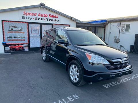 2008 Honda CR-V for sale at Speed Auto Sales in El Cajon CA