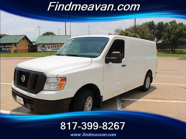 2018 Nissan NV Cargo for sale in Euless, TX