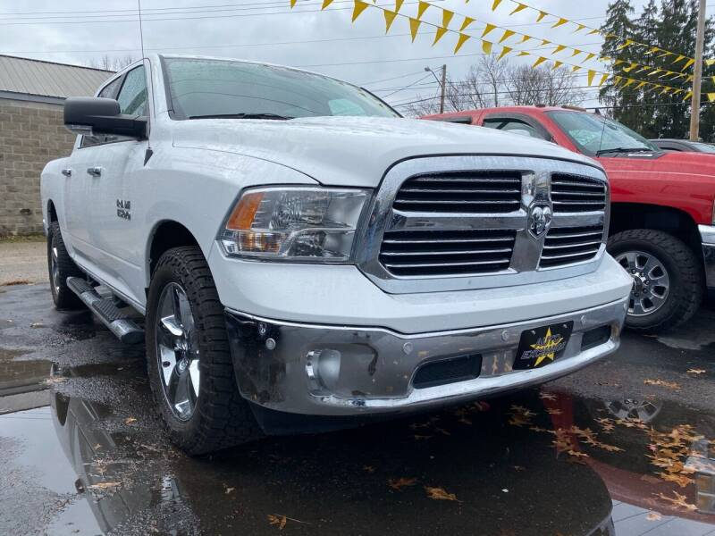 2017 RAM Ram Pickup 1500 for sale at Auto Exchange in The Plains OH