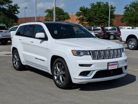 2020 Jeep Grand Cherokee for sale at Gandrud Dodge in Green Bay WI