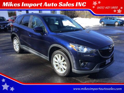 2014 Mazda CX-5 for sale at Mikes Import Auto Sales INC in Hooksett NH