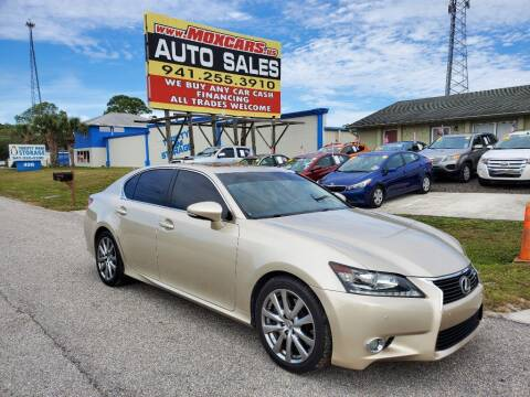 2013 Lexus GS 350 for sale at Mox Motors in Port Charlotte FL