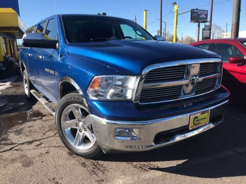 2011 RAM Ram Pickup 1500 for sale at New Wave Auto Brokers & Sales in Denver CO