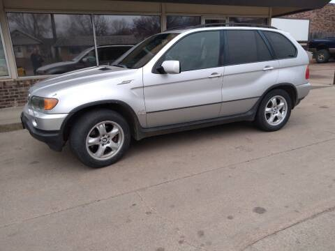 2000 BMW X5 for sale at HWY 38 AUTO in Salem SD