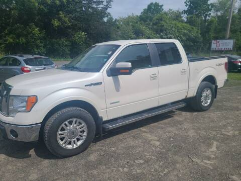 2011 Ford F-150 for sale at B & B GARAGE LLC in Catskill NY