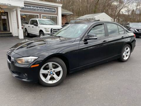 2015 BMW 3 Series for sale at Ocean State Auto Sales in Johnston RI