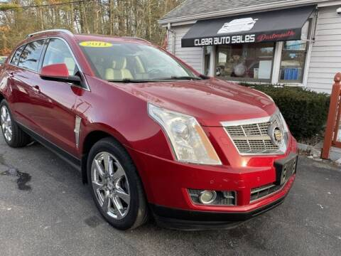 2011 Cadillac SRX for sale at Clear Auto Sales 2 in Dartmouth MA