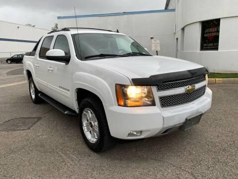 2011 Chevrolet Avalanche for sale at JerseyMotorsInc.com in Teterboro NJ