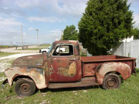 1955 Chevrolet 150 for sale at ABC Auto Sales in Rogersville MO